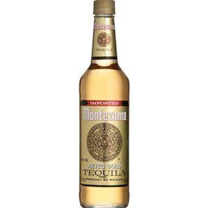 Tequila Montezuma Gold 40% Vol. 70 cl Mexiko