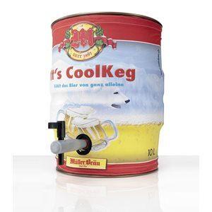 Müllerbräu Lager Cool Keg 10 Liter inkl. Zapfhahn, selbstkühlend