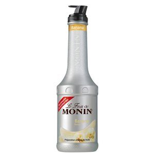 Banane Fruchtpüree Mix Monin 100 cl EW