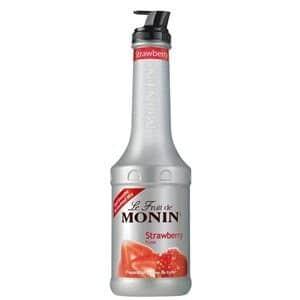 Erdbeer Fruchtpüree Mix Monin 100 cl
