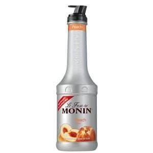 Pfirsich Fruchtpüree Mix Monin 100 cl