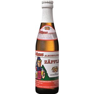 Rothaus Tannenzäpfle alkoholfrei 10 x 33 cl MW Flasche