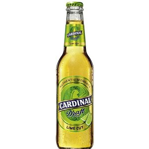 Cardinal Draft LIME CUT 4,6% Vol. 33cl EW Flasche