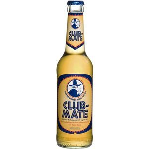 Club Mate Original ( Ice Tea ) 6 x 33 cl MW Flasche