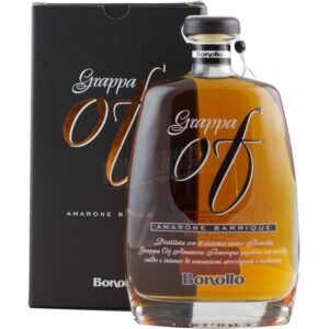 Grappa di Amarone Barrique Bonollo 42% Vol. 70 cl (so lange Vorat)