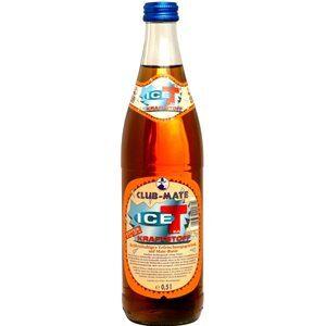 Club Mate Kraftstoff ( Ice Tea ) 6 x 50 cl MW Flasche