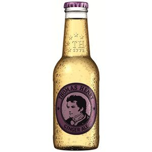 Thomas Henry Ginger Ale 24 x 20 cl MW Flasche