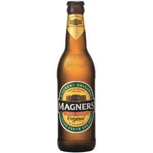 Magners Original Cider 4,5% Vol. 6 x 33 cl EW Flasche Irland