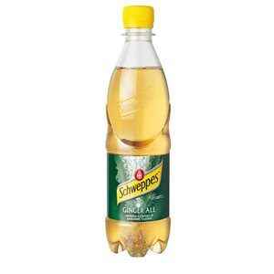 Schweppes Ginger Ale 24 x 50 cl Pet