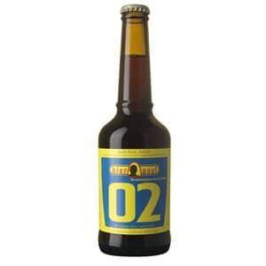 Bier Paul 02 Schwarzbier naturtrüeb 6 x 33 cl MW Flasche