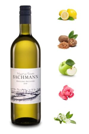 Bachmann Riesling-Silvaner 12.4% Vol. 75cl 2018