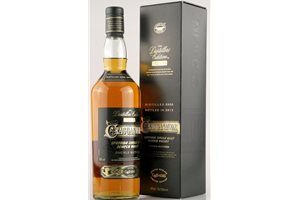Cragganmore Whisky Distillers Edition Malt Double Matured Highland Speyside 40% Vol. 70 cl