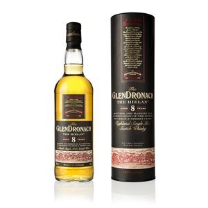 Glendronach 8 years The Hielan Single Highland Malt 46% Vol. 70 cl