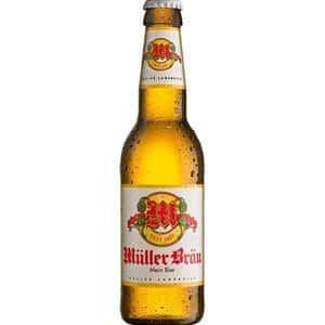 Müllerbräu Lagerbier 24 x 33 cl MW Flasche