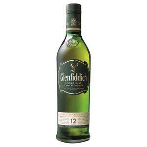 Glenfiddich 12 Years 40% Vol. 12 x 5 cl Pure Malt Whisky