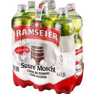 Ramseier Suure Moscht alkoholfrei 6 x 1.5 L PET