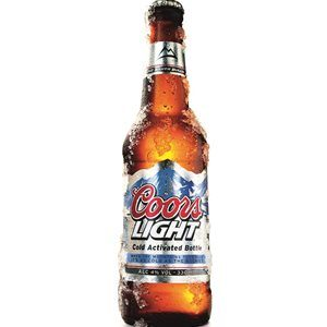 Coors Light 4.2% 24 x 33 cl EW Flasche Amerika