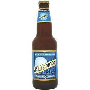 Blue Moon Beer 5,4% Vol. 24 x 35 cl EW Flasche Amerika