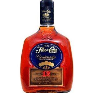 Rum Flor de Cana 12 years Centenario 40% Vol. 70 cl Nicaragua