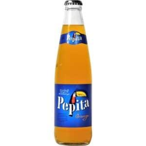 Pepita ORANGE 24 x 33 cl MW Flasche