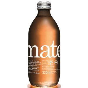 ChariTea Mate 20 x 33 cl MW Flasche