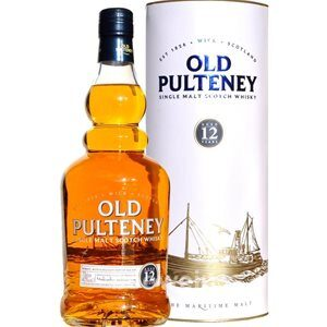 Whisky Old Pulteney Highland 12 years 40% Vol. 70cl