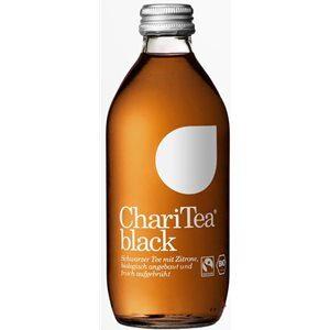 ChariTea Black 20 x 33 cl MW Flasche