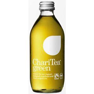 ChariTea Green 20 x 33 cl MW Flasche