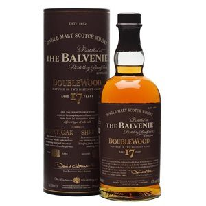 The Balvenie 17 Years Double Wood Scotch Single Malt 43% Vol. 70 cl