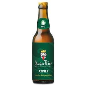 """Unser Bier AYPIEY """"IPA"""" 6 x 33 cl MW Flasche"""