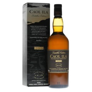 Whisky Caol Ila 2003 Distillers Edition Single Malt Islay 43% Vol 70 cl