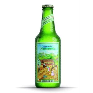 Appenzeller Naturperle Bio 24 x 33 cl EW Flasche