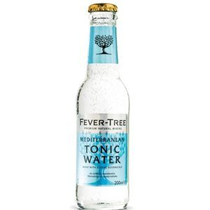 Fever Tree Mediterranean Tonic Water 24 x 20cl EW Flasche