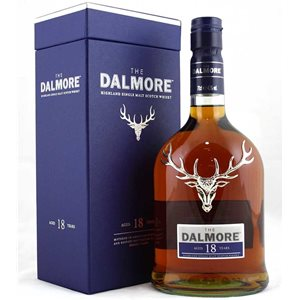 Dalmore 18 Years Single Highland Malt 40% Vol. 70 cl
