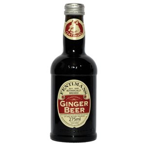 Fentimans Ginger Beer 12 x 275 ml  EW Glas