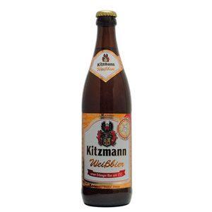 Kitzmann Weissbier Deutschland 20 x 50 cl MW Flasche