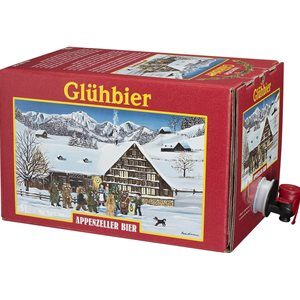 Appenzeller Glühbier 5 Liter Bag in Box