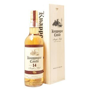 Whiskey Knappogue 14 Years Castle Irish Single Malt 46% Vol. 70 cl