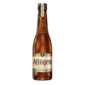 Affligem Blonde Bière 6,8% Vol. 6 x 33 cl EW Flasche Belgien