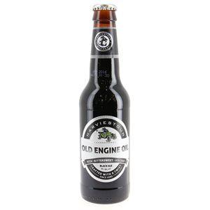 Harviestoun Brewery Old Engine Oil 6,0% Vol. 24 x 33 cl EW Flasche
