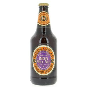 Shepherd Neame India Pale Ale 8 x 50 cl EW Flasche