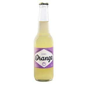 Zobo Bio Orangen-Limonade 20 x 27,5 cl EW Glas