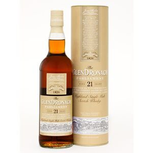 Glendronach 21 years Parliament Single Highland Malt 48% Vol. 70 cl