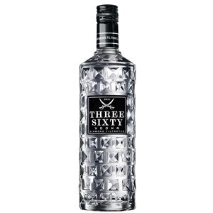 Three Sixty Vodka 37,5% Vol. 70 cl Deutschland