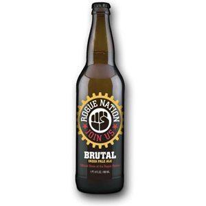 Rogue Brutal IPA 6,2% Vol. 24 x 355 ml EW Flasche USA