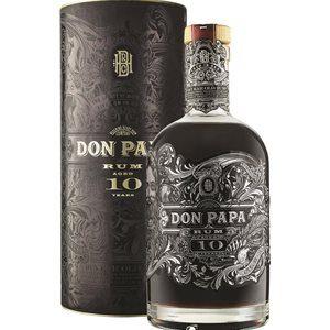 Rum Don Papa 10 years old 40% Vol. 70 cl Philippinen ( so lange Vorat )