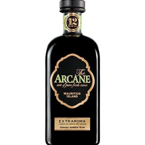 Rum Arcane Extraroma 12 years old 40% Vol. 70 cl Mauritius