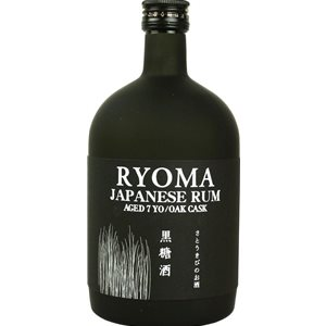 Rum Ryoma 7 years Japan 40% Vol. 70 cl