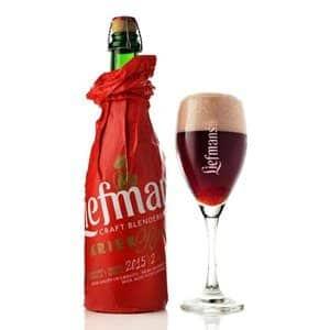 Liefmans Kriek Brut 6,0% Vol. 75 cl EW Flasche Belgien