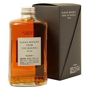 Nikka Whisky blended from the Barrel 51,4% Vol. 50 cl Japan